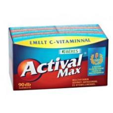 BERES ACTIVAL MAX FILMTABLETTA 90X