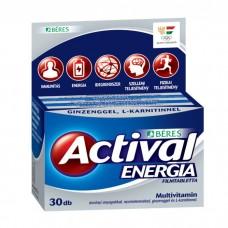 BERES ACTIVAL ENERGIA FILMTABL.30X