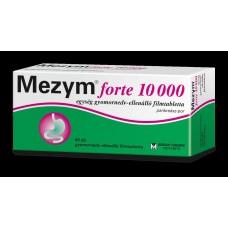 MEZYM FORTE 10000 E GYNEDV.ELL.FILMTABL. 50X