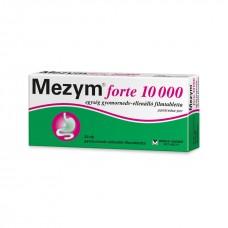 MEZYM FORTE 10000 E GYNEDV.ELL.FILMTABL. 20X