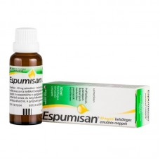 ESPUMISAN 40MG/ML BELS.EMULZIOS CSEPP 1X30ML