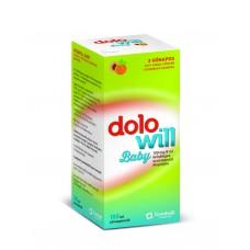 DOLOWILL BABY 100MG/5ML BELS.SZUSZP. 1X100ML