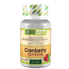 HERBIOTICUM CRANBERRY SUPREME TABLETTA 60X