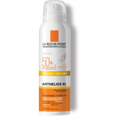 LRP: ANTHELIOS SPF50+ BODY MIST NAPVÉDŐ PERMET 200ML