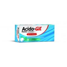 ACIDO-GIT MAALOX RAGOTABL. 20X