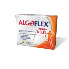ALGOFLEX IZOM+IZULET 300MG RET.KKAPSZ. 10X