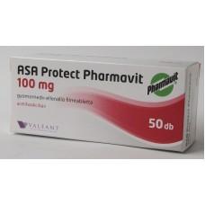 ASA PROTECT PHARMAVIT 100MG GYNEDV.ELL.FTBL. 50X