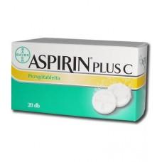 ASPIRIN PLUS C PEZSGOTABL. 20X
