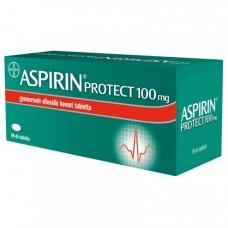 ASPIRIN PROTECT 100 MG GYNEDV.ELL.BEVONT TBL.98X