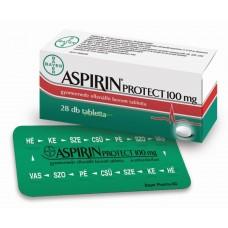 ASPIRIN PROTECT 100 MG GYNEDV.ELL.BEVONT TBL.28X