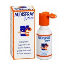 AUDISPRAY JUNIOR FULSP 25ML DIEPHARMEX