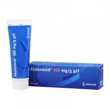 AKNEROXID 100MG/G GEL 50G