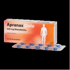 APRANAX DOLO 220MG FILMTABL. 30X