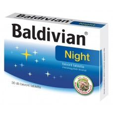 BALDIVIAN NIGHT BEVONT TABL. 30X