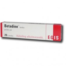 BETADINE KENOCS 20 G