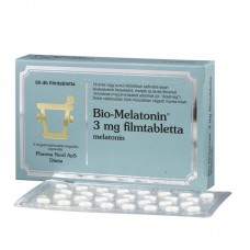 BIO-MELATONIN 3 MG FILMTABL. 60X