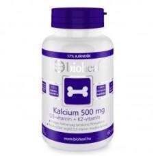 BIOHEAL KALCIUM+D3-VIT.+K2-VIT.TABL. 70X