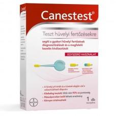 CANESTEST HUVELYFERTOZES TESZT 1X