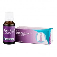 DIAPULMON INHALACIOS CSEPPEK 20ML