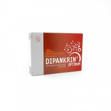 DIPANKRIN OPTIMUM 120MG GYNEDV.ELL.FILMTABL. 30X
