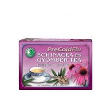 DR CHEN PRECOLDFLU ECHINACEA GYÖMBÉR TEA 20X2G FILTERES