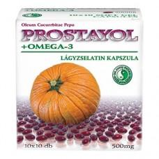 DR CHEN PROSTAYOL OMEGA-3 KAPSZULA 40x
