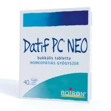 DATIF PC NEO BUKKÁLIS TABLETTA 40X