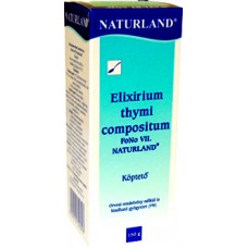 ELIXIRIUM THYMI COMP. 150G /NATURLAND/ FONO VII