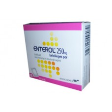 ENTEROL 250 MG BELS.POR 10X