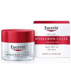 EUCERIN HYALURON-FILLER+VOLUME LIFT SZ.NAPP 50ML