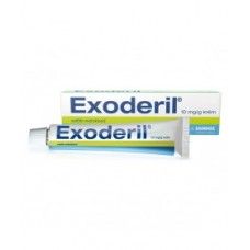 EXODERIL 10MG/G KREM 1X30 G