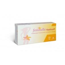 FEMINELLA HYALOSOFT HUVELYKUP 10X