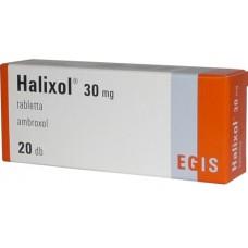 HALIXOL 30 MG TABL. 20X