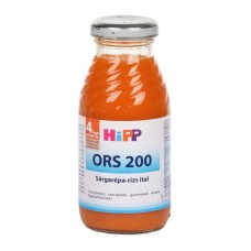 HIPP ORS 200 SARGAREPA RIZS ITAL 200ML