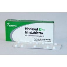 HISTISYNT 5 MG FILMTABL. 30X