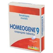 HOMEOGENE 9 SZOPOGATO TABL. 60X