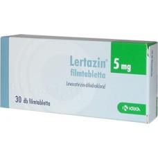 LERTAZIN 5MG FILMTABLETTA 30X