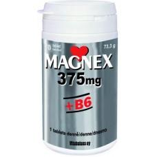 Magnex 375 mg+B6 vitamin tabletta 70 db