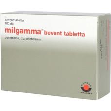 MILGAMMA BEVONT TABL. 100X