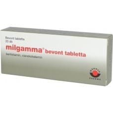 MILGAMMA BEVONT TABL. 20X