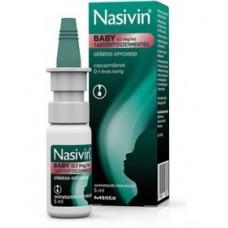 NASIVIN BABY 0,1MG/ML ORRCSEPP/TART.MENT. 1X 5ML