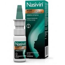 NASIVIN KIDS 0,25MG/ML ORRSPRAY/TART.MENT.1X10ML
