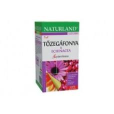 NATURLAND GYUMOLCSTEA TOZEGA.+ECHIN. 20X2