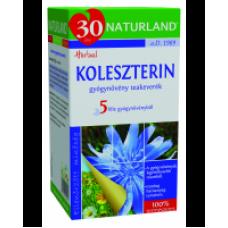NATURLAND KOLESZTERIN FILTERES TEA 20X