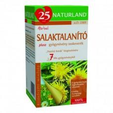 NATURLAND SALAKTALANITO TEA FILT. 25X1G