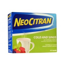 NEO CITRAN COLD AND SINUS POR BELS.OLDAT 10X