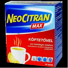NEO CITRAN MAX KOPTETO POR BELS.OLDAT 10X