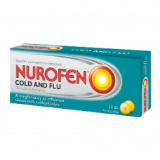 NUROFEN COLD AND FLU 200MG/30MG FILMTABL. 12X