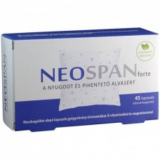 NEOSPAN FORTE KAPSZULA 45X