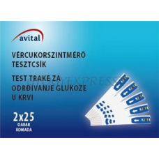 AVITAL TESZCSIK 2X25DB
